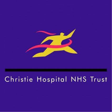 Christie hospital nhs trust