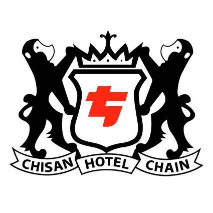 free vector Chisan hotel chain