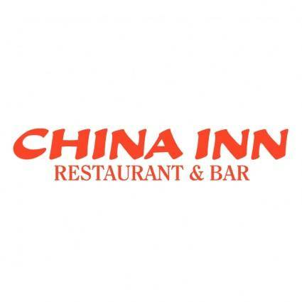 free vector China inn