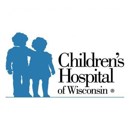free vector Childrens hospital of wisconsin