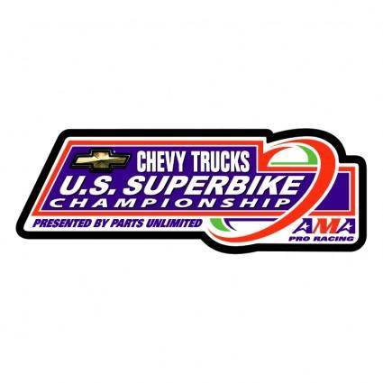 Chevy trucks us superbike championship