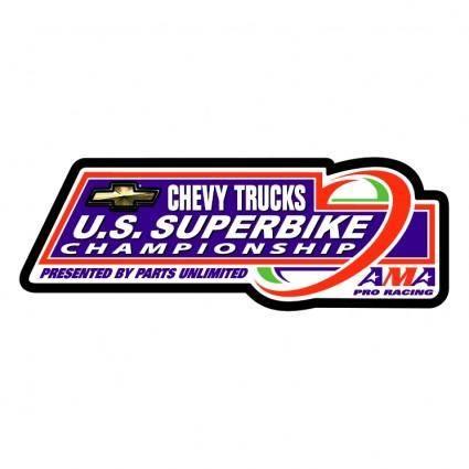 Chevy trucks us superbike championship