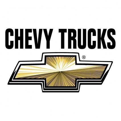 Chevy truck 5