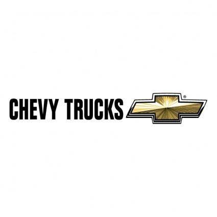Chevy truck 3