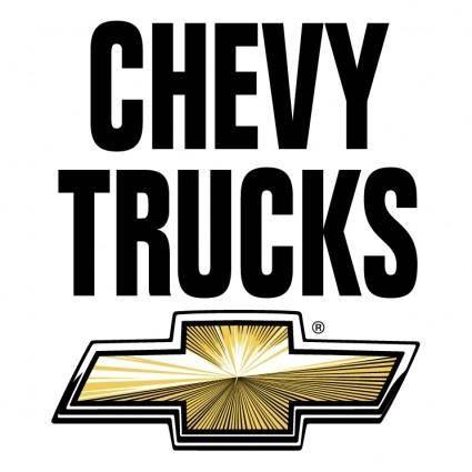 Chevy truck 1