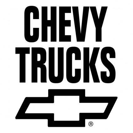 Chevy truck 0