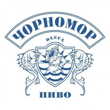 Chernomor beer 1