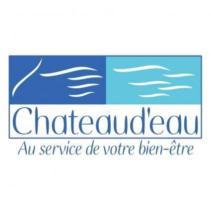 free vector Chateau deau
