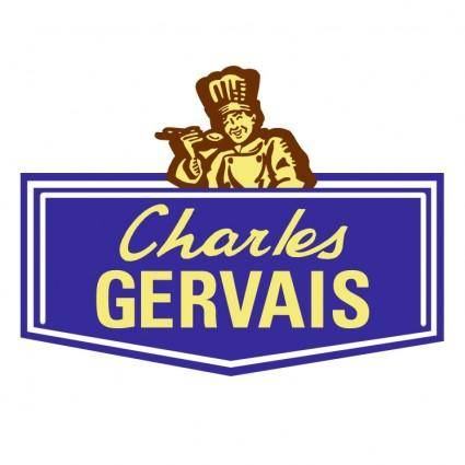 free vector Charles gervais 0