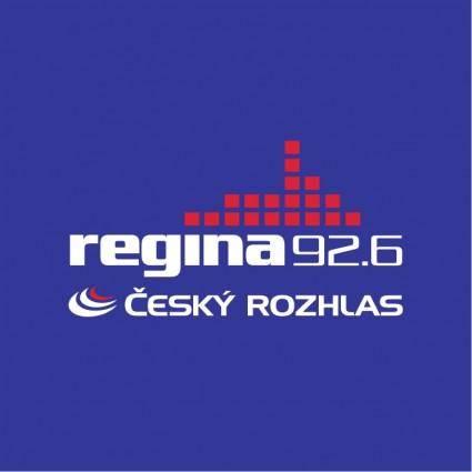 free vector Cesky rozhlas regina 2