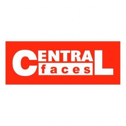 free vector Centralfaces