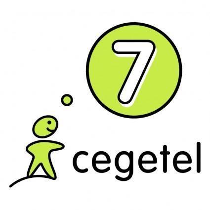 free vector Cegetel 7