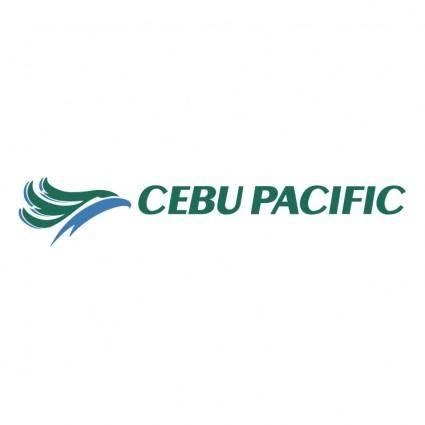 free vector Cebu pacific air