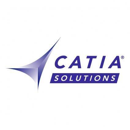 free vector Catia solutions 1