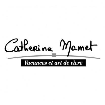 Catherine mamet