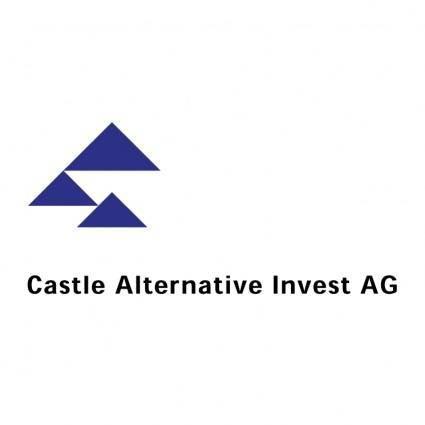 free vector Castle alternative invest