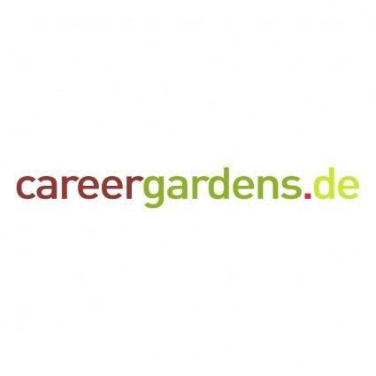 free vector Careergardensde