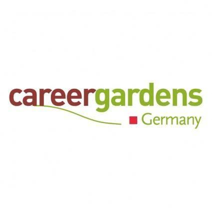 free vector Careergardens germany