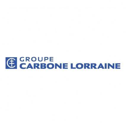 free vector Carbone lorraine groupe