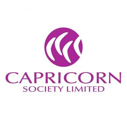 free vector Capricorn society limited