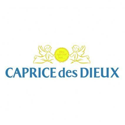 free vector Caprice des dieux