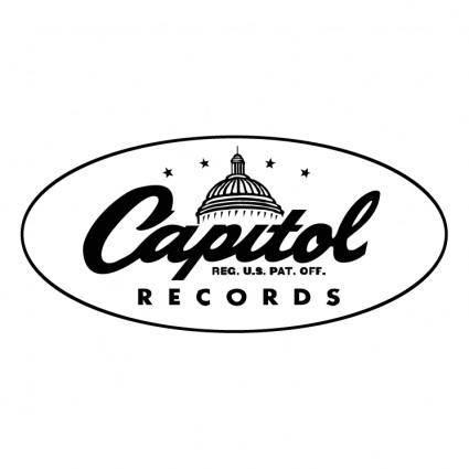 free vector Capitol records