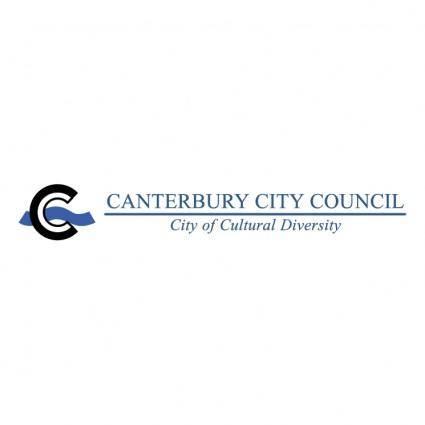 free vector Canterbury city council