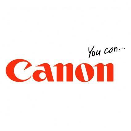 free vector Canon 3