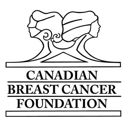 free vector Canadian breast cancer foundation