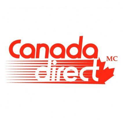 free vector Canada direct