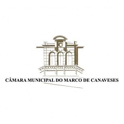 free vector Camara municipal do marco de canaveses 0