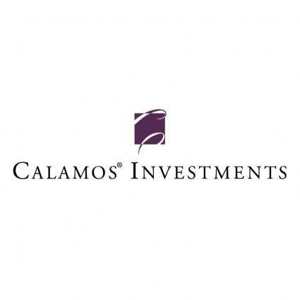 free vector Calamos investments