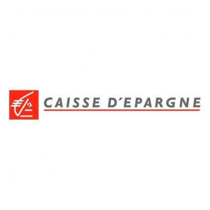 free vector Caisse depargne 1