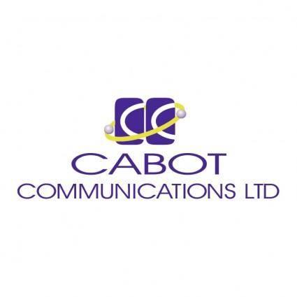 free vector Cabot communications ltd