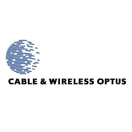 Cable wireless optus