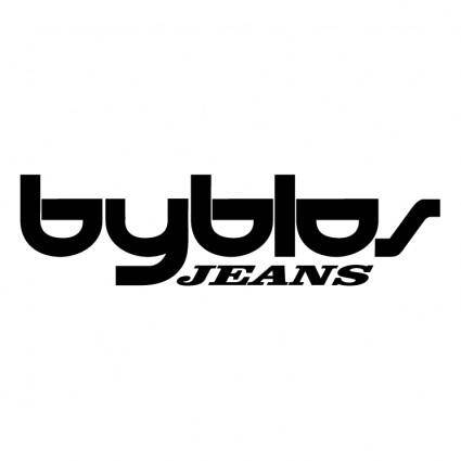 free vector Byblos jeans