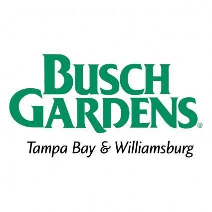 free vector Busch gardens 0