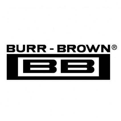 free vector Burr brown