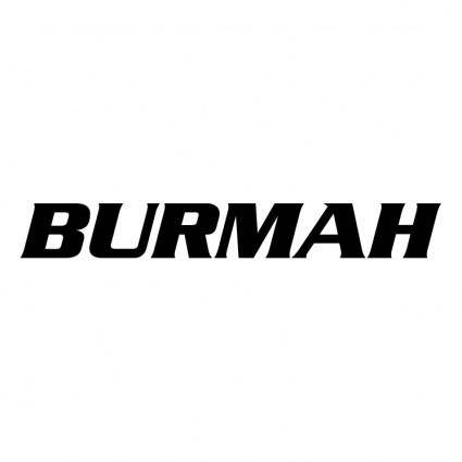 free vector Burmah