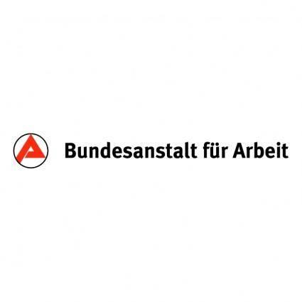 free vector Bundesanstalt fur arbeit