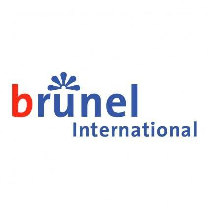free vector Brunel international