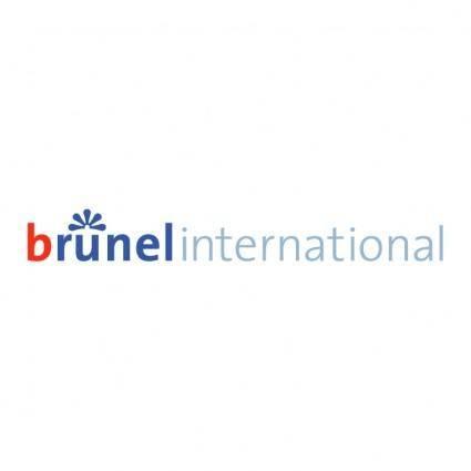 free vector Brunel international 0