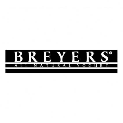 free vector Breyers 2