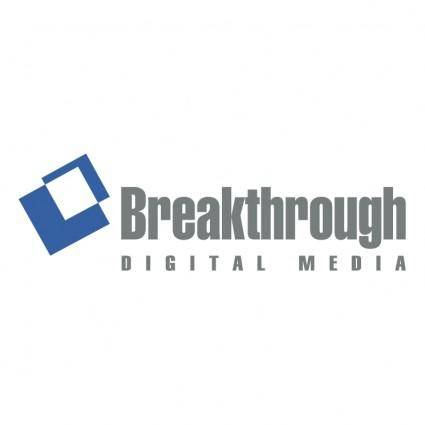 Breakthrough digital media
