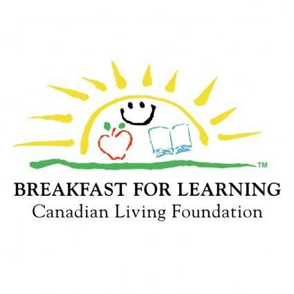 free vector Breakfast for learning