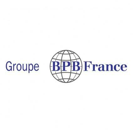 free vector Bpb france groupe