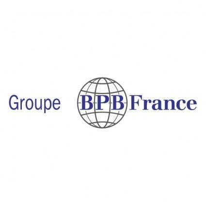 Bpb france groupe