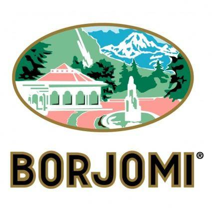 free vector Borjomi