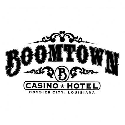 free vector Boomtown
