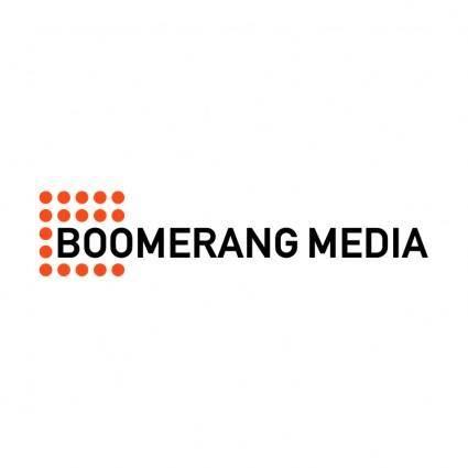 free vector Boomerang media